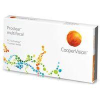 Proclear Multifocal 3 szt. typ D