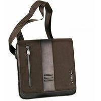 Roncato Heritage Flap Bag 26 cm bronzo brown ZAPISZ SIĘ DO NASZEGO NEWSLETTERA, A OTRZYMASZ VOUCHER Z 15% ZNIŻKĄ