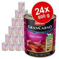 grancarno adult - wołowina/indyk 800g marki Animonda