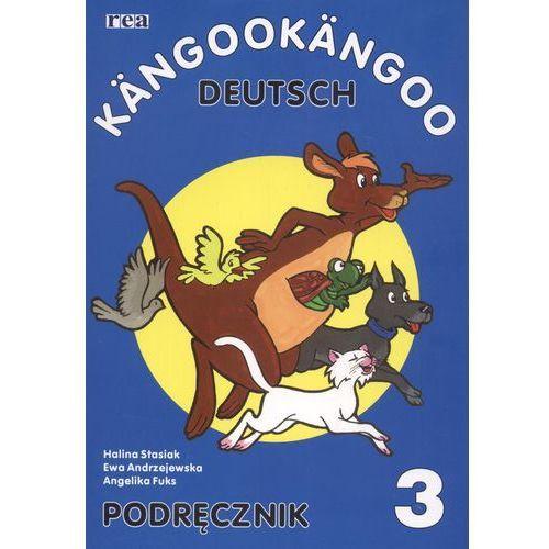 KANGOOKANGOO-3 PODR NOWE WYD. REA 978-83-7141-203-5