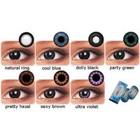 Colourvue big eyes 2 szt. marki Maxvue vision