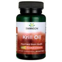 Krill Oil - maksymalna moc 1000mg 30 kaps. (4260355580619)
