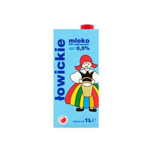 Osm łowicz Mleko uht 0,5