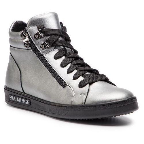 Sneakersy EVA MINGE - Garin 4T 18GR1372678EF 710, kolor szary