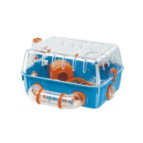 Ferplast Combi 1 modułowa klatka dla chomika z wyposażeniem 40,5x29,5xh22,5cm (57923499)