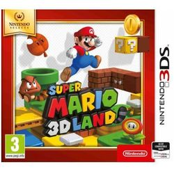 Super Mario 3D Land - Selects - Nintendo 3DS - Akcja, NI3S6881