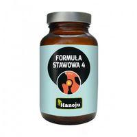 4 Formuła stawowa 880 mg (90 kaps.) Hanoju (4260370999724)