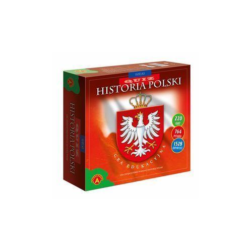 Alexander gra quiz histo ria polski wielki (5906018005264)