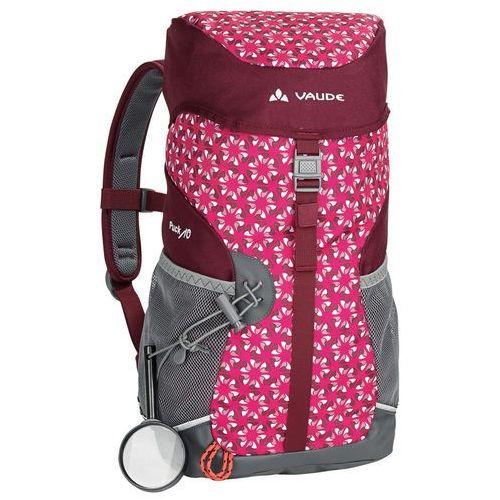 VAUDE Puck 10 Plecak Dzieci, grenadine 2019 Plecaki szkolne i turystyczne, kolor fioletowy