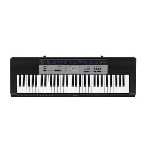 Casio CTK-1550 instrument klawiszowy z zasilaczem