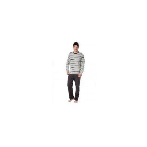 Bawełniana piżama męska Rossli SAM-PY-100
