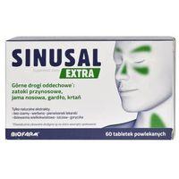 Tabletki Sinusal Extra x 60 tabletek