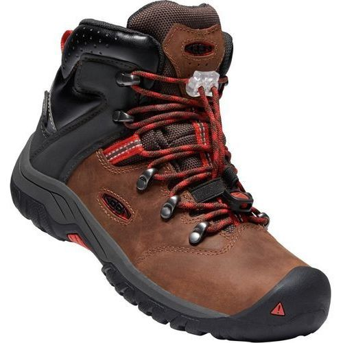 f043865f Zobacz w sklepie Keen buty trekkingowe torino ii mid wp tortoise  shell/firey red 36 brązowy