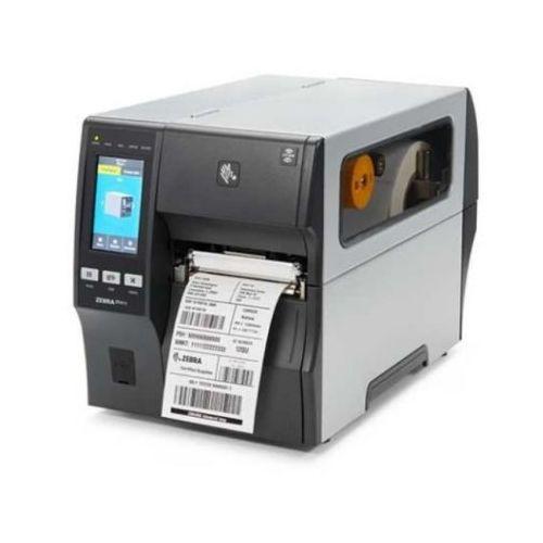 Półprzemysłowa drukarka zt411 rfid marki Zebra