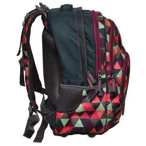 b396b474851dd Hama all out plecak szkolny blaby happy triangle - zdjęcie produktu