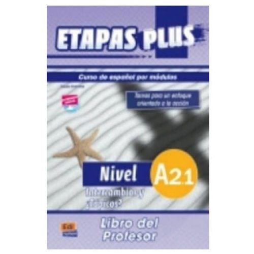 Etapas Plus A2. 1 przewodnik metodyczny (9788498482270)