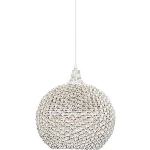 Nowodvorski Lampa wisząca colin white - 1xe27/40w/230v (5903139461894)