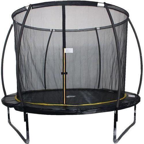 Trampolina ogrodowa z siatką wewnętrzną fi 244 cm - 8ft marki Enero