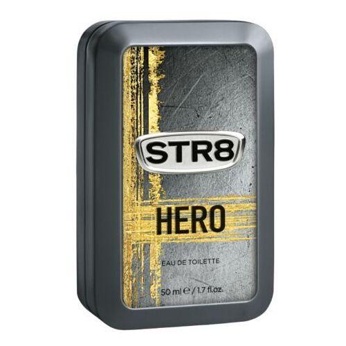 STR8 Hero Men 50ml EdT - Bardzo popularne