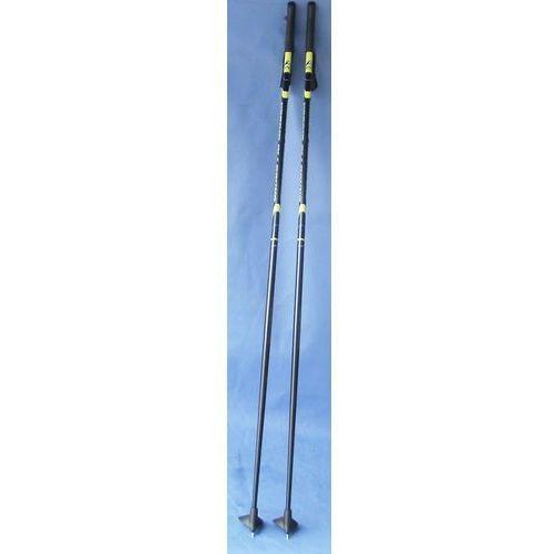 Erbo Kije do narciarstwa biegowego, dług. 120cm, aluminiowe (gg)