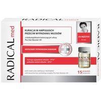Ampułki RADICAL MED Kuracja przeciw wypadaniu włosów dla mężczyzn 5ml x 15 ampułek