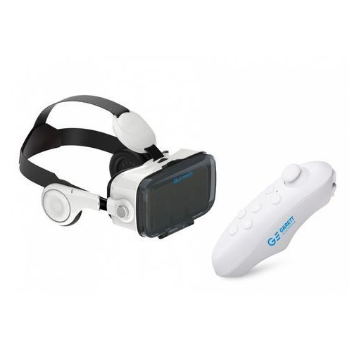 Gogle wirtualnej rzeczywistości VR Garett VR4 + Pilot (5906395193639)