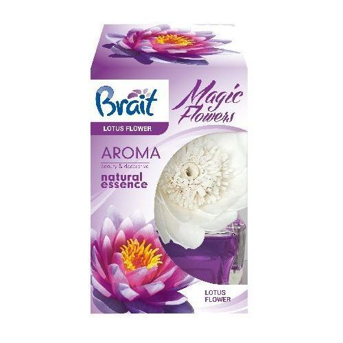 Pozostale Brait magic flower dekoracyjny odświeżacz powietrza lotus flower 75ml