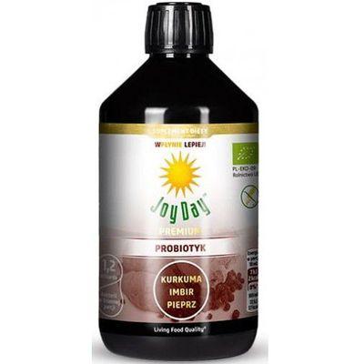 Pozostałe leki i suplementy JOY DAY (napoje probiotyczne) biogo.pl - tylko natura