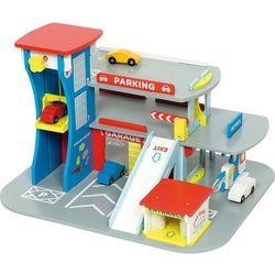 Garaże  Bigjigs Toys Mall.pl
