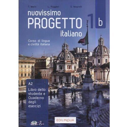 Progetto italiano Nuovissimo 1B podr.+ ćw.+ CD (9788899358488)