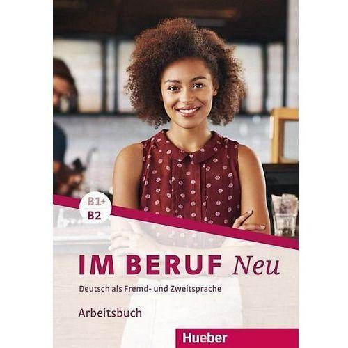 Im Beruf NEU B1+/B2 AB HUEBER, oprawa broszurowa