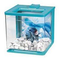 Hagen Akwarium marina betta ez care kit 2,5l niebieskie/plastik