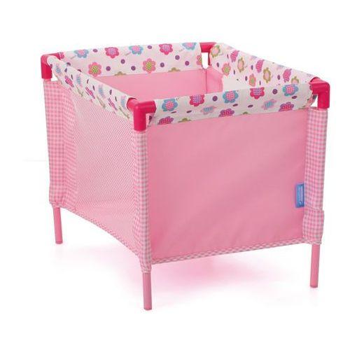 Hauck Łóżeczko turystyczne dla lalek Spring Pink, YLHAUM0DCI00002 (5851586)