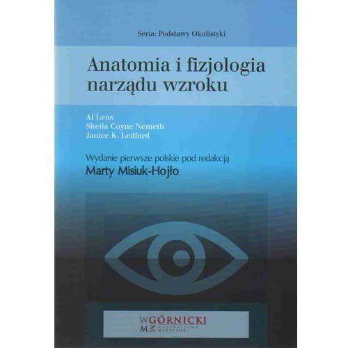 Anatomia i fizjologia narządu wzroku, oprawa miękka