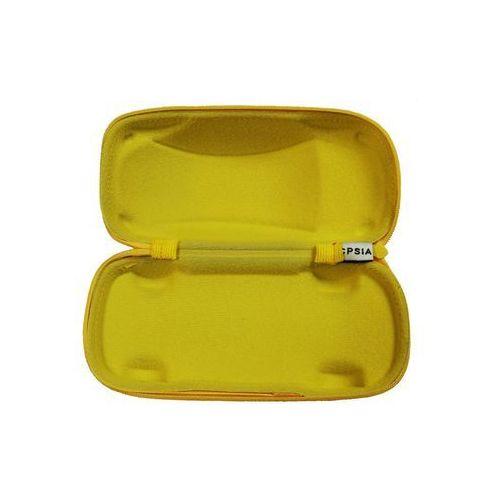 Etui na okulary przeciwsłoneczne case dzieci BANZ - Yellow Car