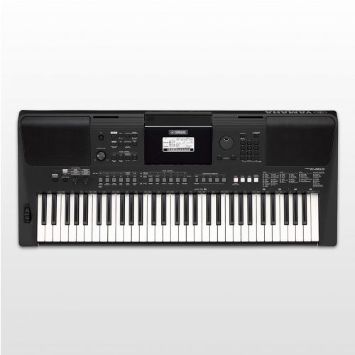 Yamaha PSR E 463 keyboard instrument klawiszowy, PSR 463