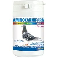 Biofaktor aminocarnifarm - preparat witaminowy dla gołębi 200g (5903874904502)