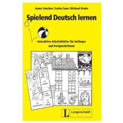 Spielend Deutsch Lernen, oprawa miękka