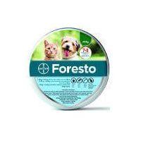 obroża biobójcza foresto dla psów i kotów o wadze poniżej 8kg dł. 38cm marki Bayer