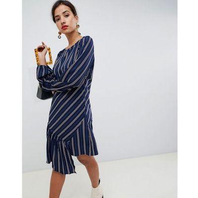 f5d49aba6a suknie sukienki sukienka ptaszki tiul Vila kolekcja wiosna 2019 ...