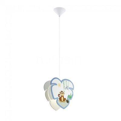 Oświetlenie dla dzieci Eglo Świat lampy