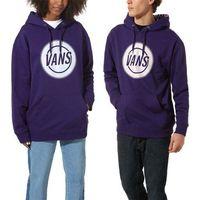 bluza VANS - Taper Off Hoodie Emea Violet Indigo (SF5) rozmiar: L