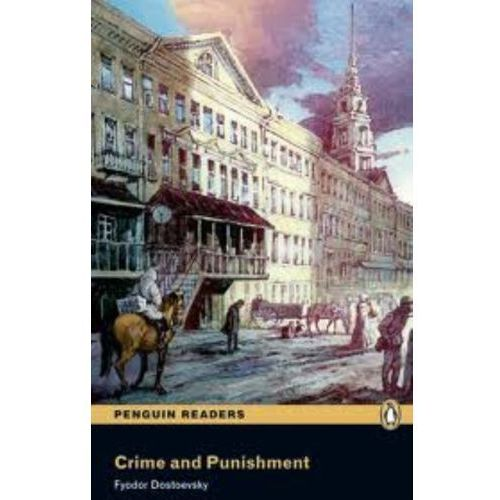 Crime and punishment with CD level 6 (9781408274385)