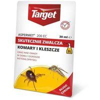 Preparat Target Aspermet zwalcza komary i kleszcze 30 ml (5901875008298)