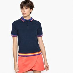 Damskie koszulki polo La Redoute Collections La Redoute