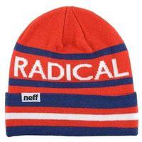 czapka zimowa NEFF - Radical Beanie (RDNV) rozmiar: OS