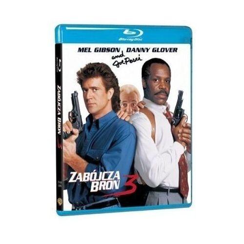 Zabójcza broń 3 (Blu-Ray) - Richard Donner DARMOWA DOSTAWA KIOSK RUCHU (7321999234232)