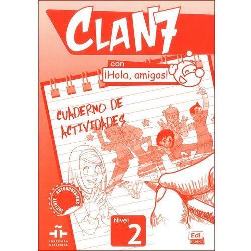 Clan 7 con Hola amigos 2 ćwiczenia (30 str.)