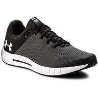 Buty UNDER ARMOUR - Ua Micro G Pursuit 3000011-102 Gry