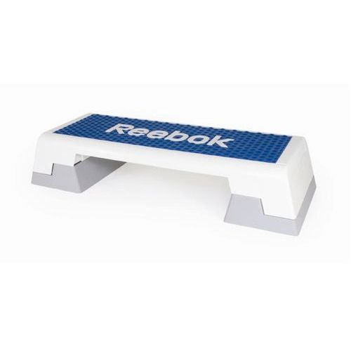 Platforma do stepu Reebok Elements z płytą DVD, RAEL-11150BL-N